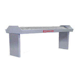 222 Double-Sided Work Shelf