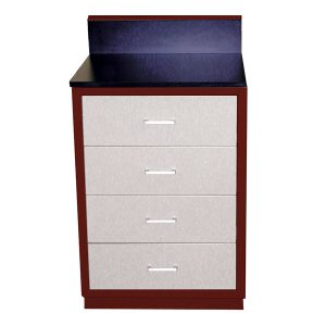 247 Four Drawer Cabinet