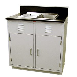 261 Boilout Cabinet
